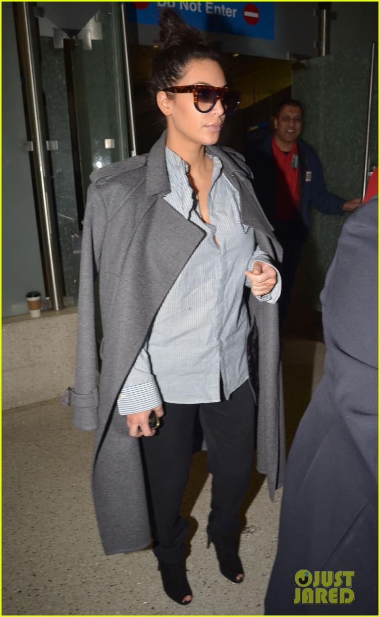 kim kardashian back from paris 202790769