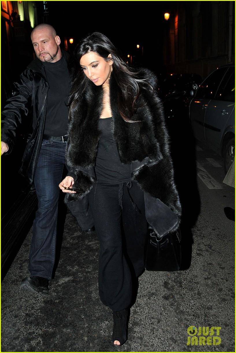 kim kardashian heads to dinner kanye west is super cold 022797551