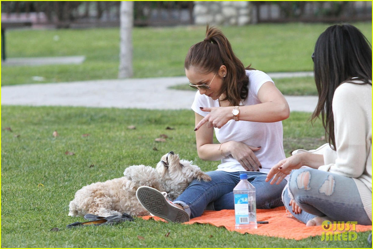 minka kelly dog park fun with chewy 352795967