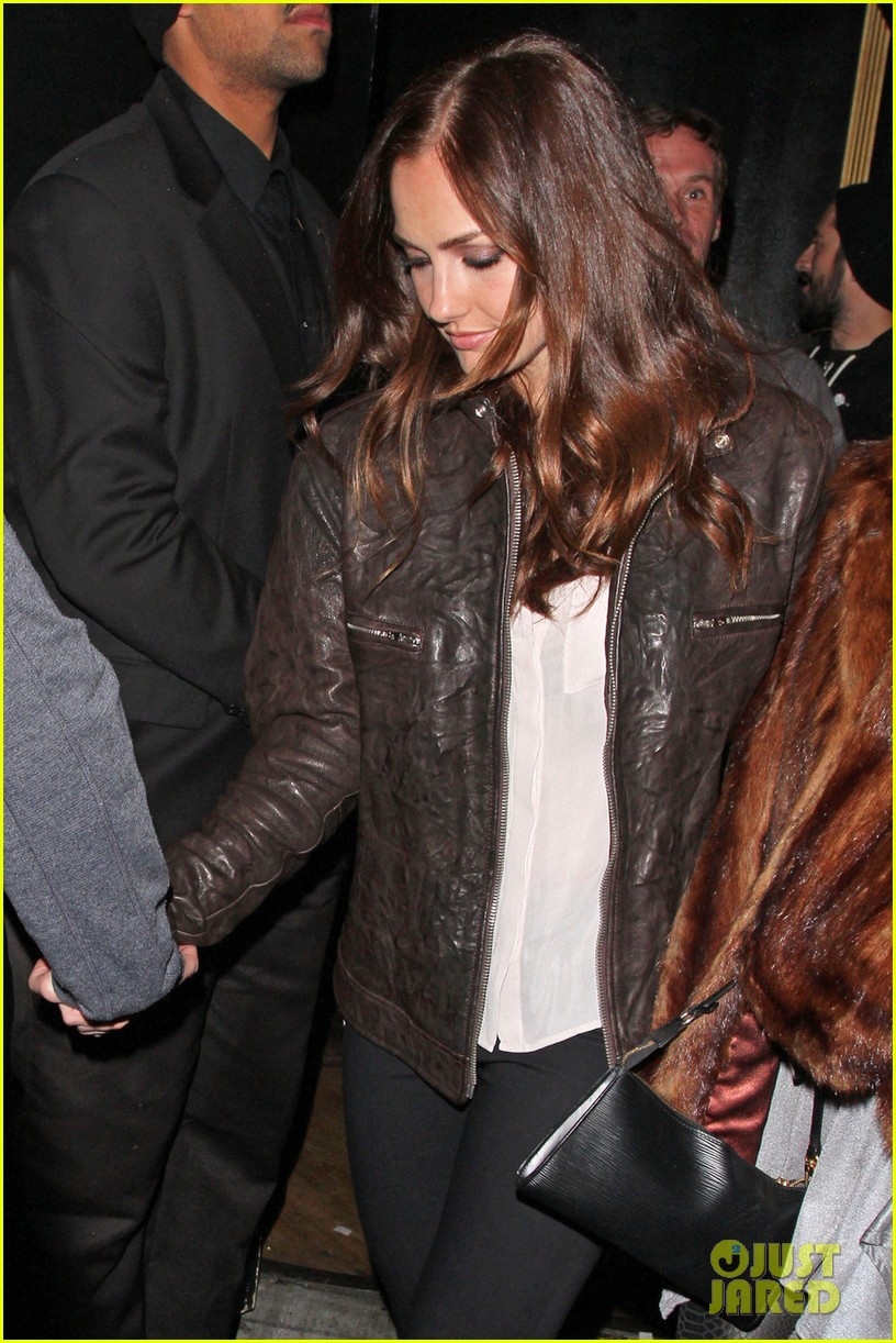 minka kelly chris evans bootsy bellows couple 042790742