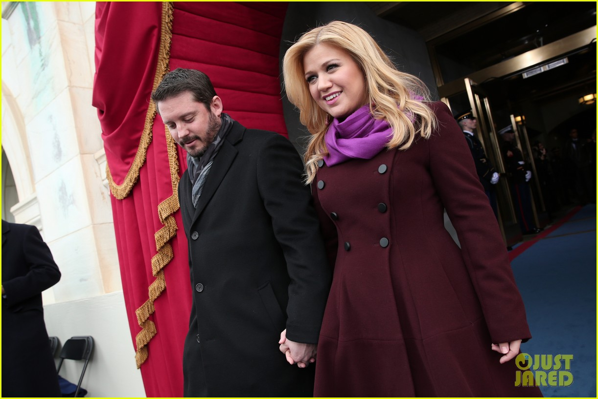 kelly clarkson inauguration performance watch now 012796129