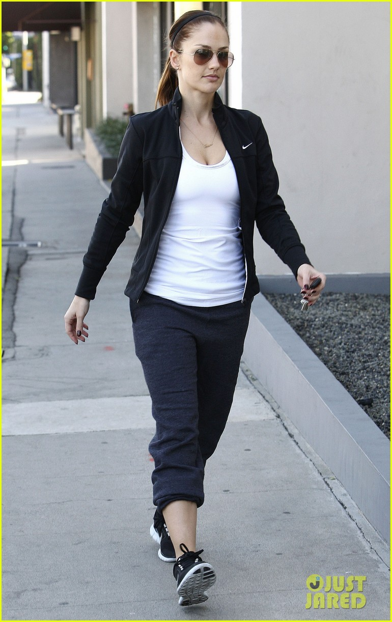 minka kelly west hollywood wednesday 10