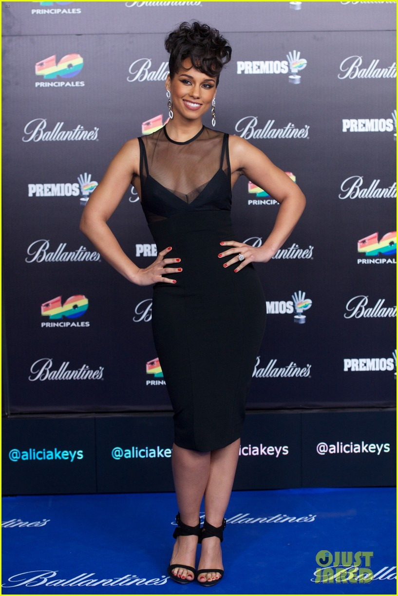 alicia keys 40 principales awards performance watch now 012798259
