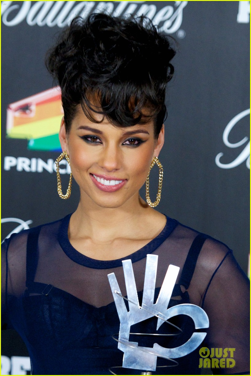 alicia keys 40 principales awards performance watch now 212798279