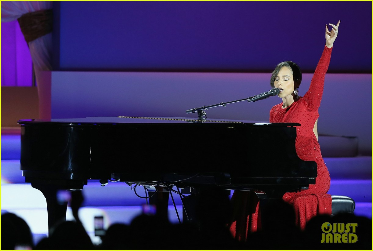 alicia keys inaugural ball performance 102796392