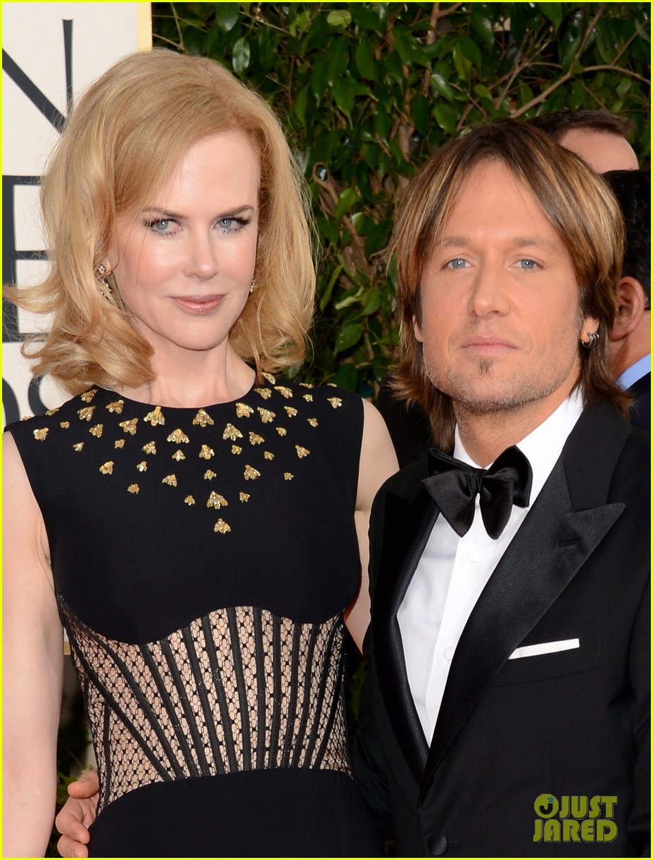 nicole kidman keith urban golden globes 2013 red carpet 02