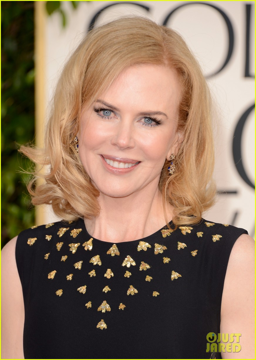 nicole kidman keith urban golden globes 2013 red carpet 042790948