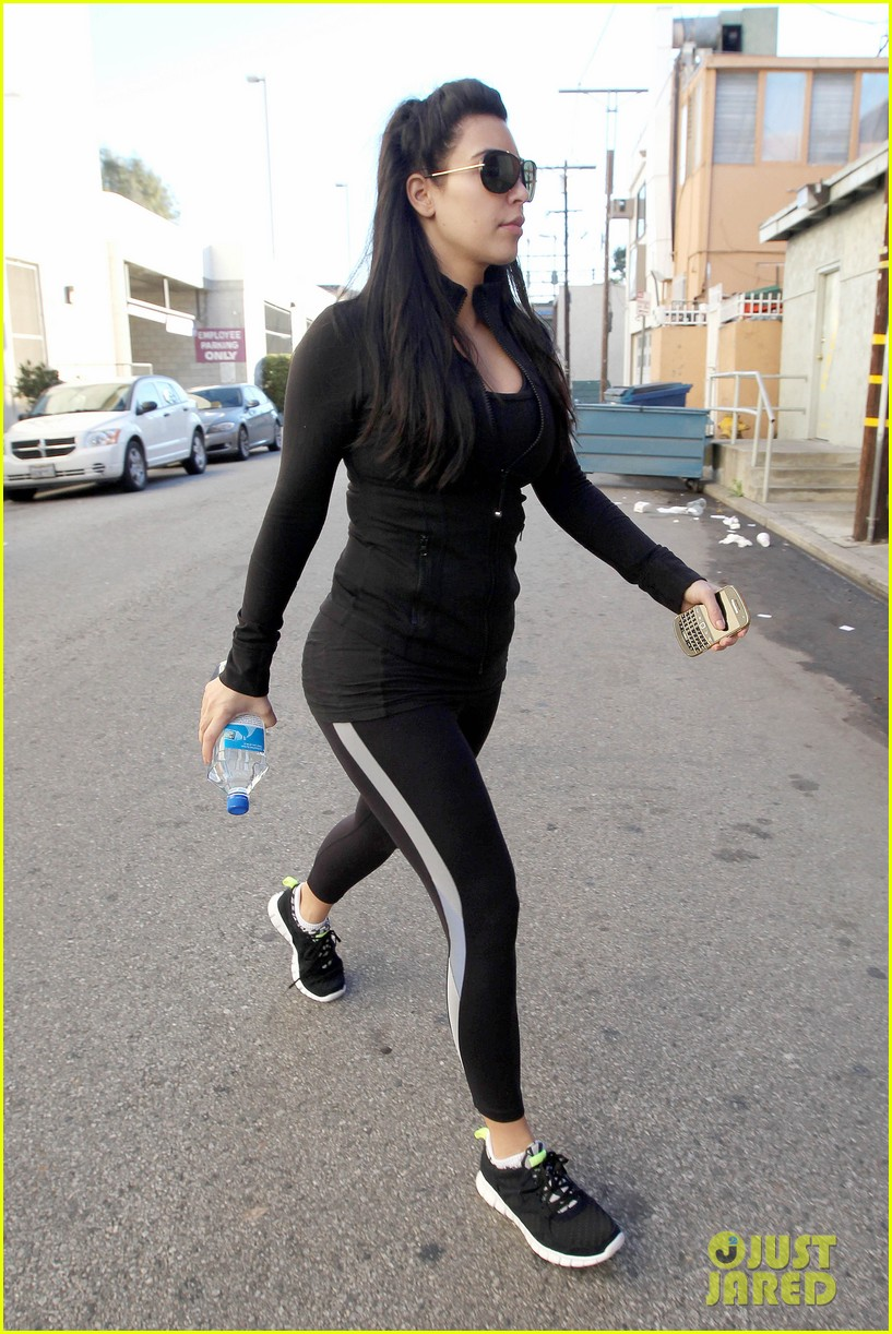 kim kardashian no morning sickness yet 072783902