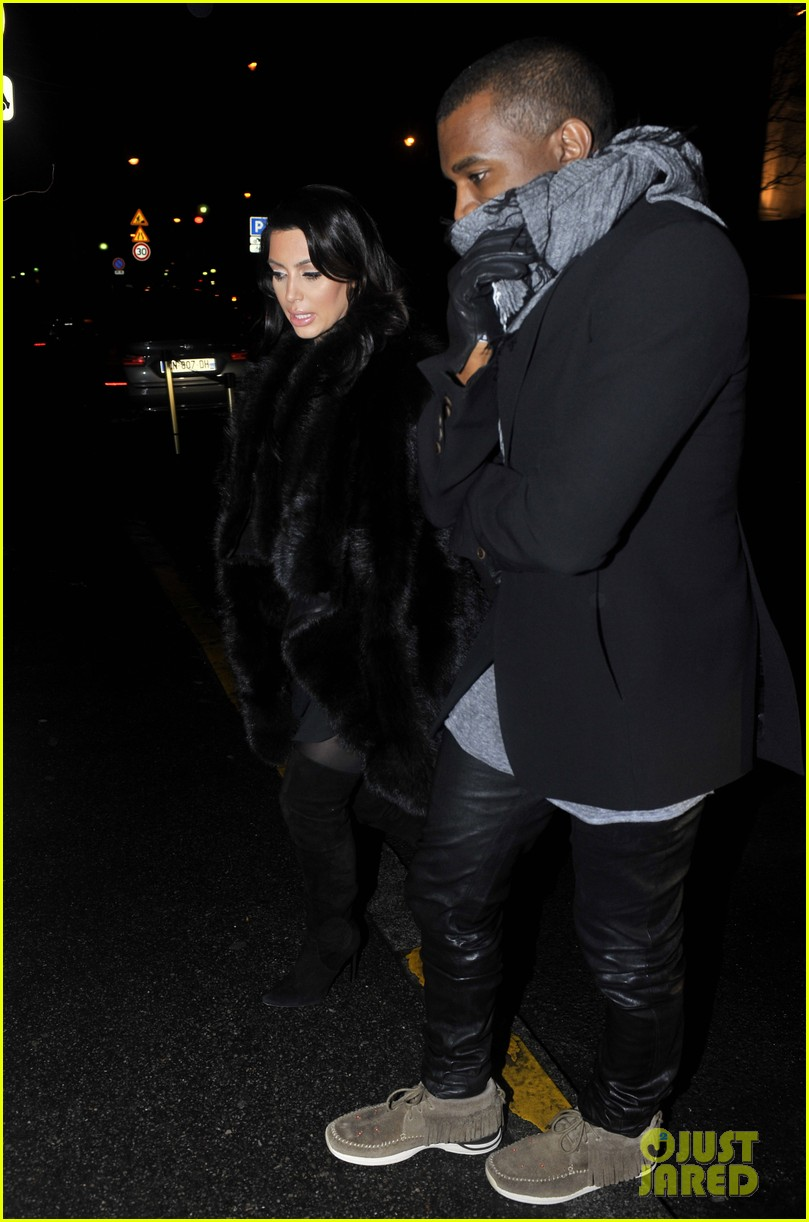 kim kardashian kanye west perfect night in paris 022797406