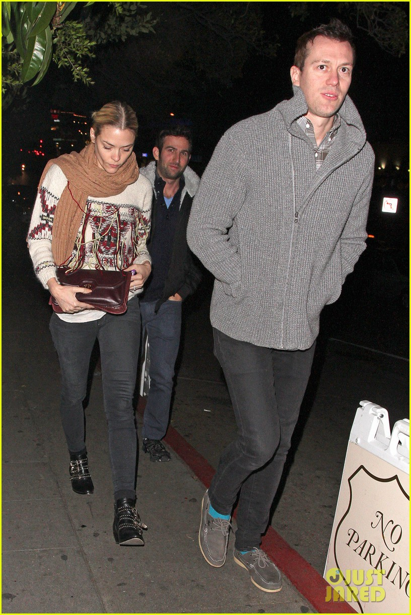 jaime king chateau marmont with kyle newman 03