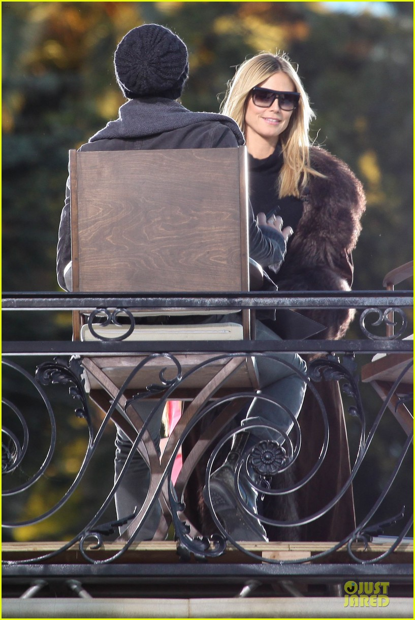 heidi klum germany next top model filming 24