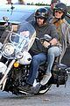 heidi klum martin kirsten motorcycle couple 18