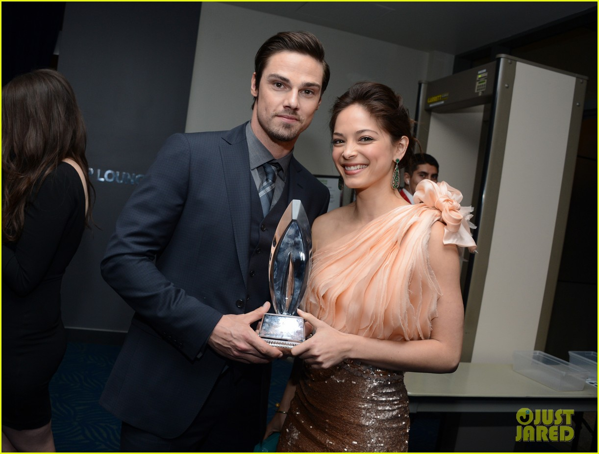 kristin kreuk jay ryan peoples choice awards 2013 042788063