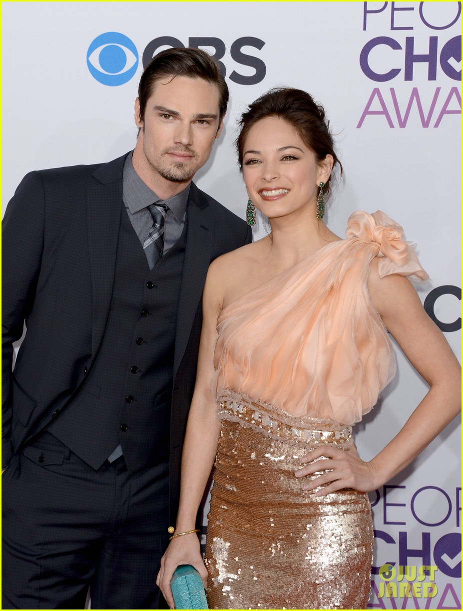kristin kreuk jay ryan peoples choice awards 2013 082788067