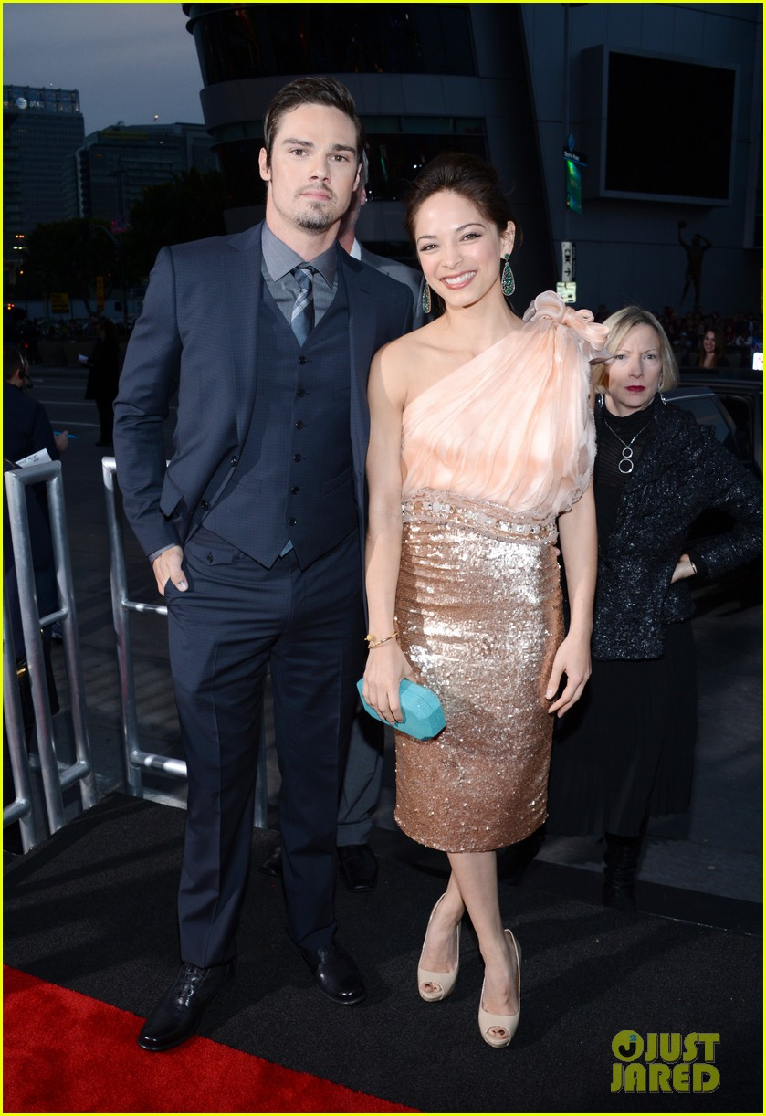 kristin kreuk jay ryan peoples choice awards 2013 152788074