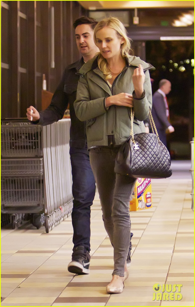 diane kruger gelsons grocery stop 042792623