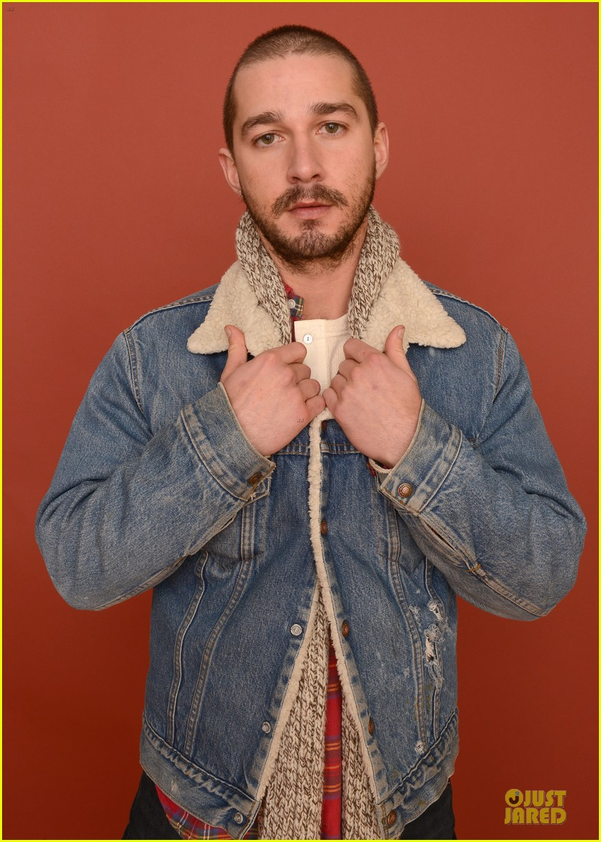 shia labeouf evan rachel wood charlie countryman sundance portrait session 152796950