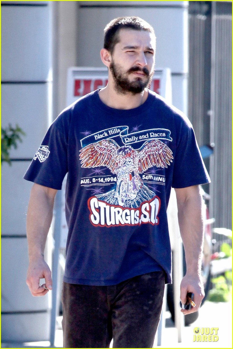 shia labeouf sturgis motorcycle rally supporter 022784872