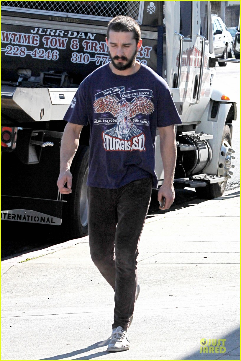 shia labeouf sturgis motorcycle rally supporter 092784879
