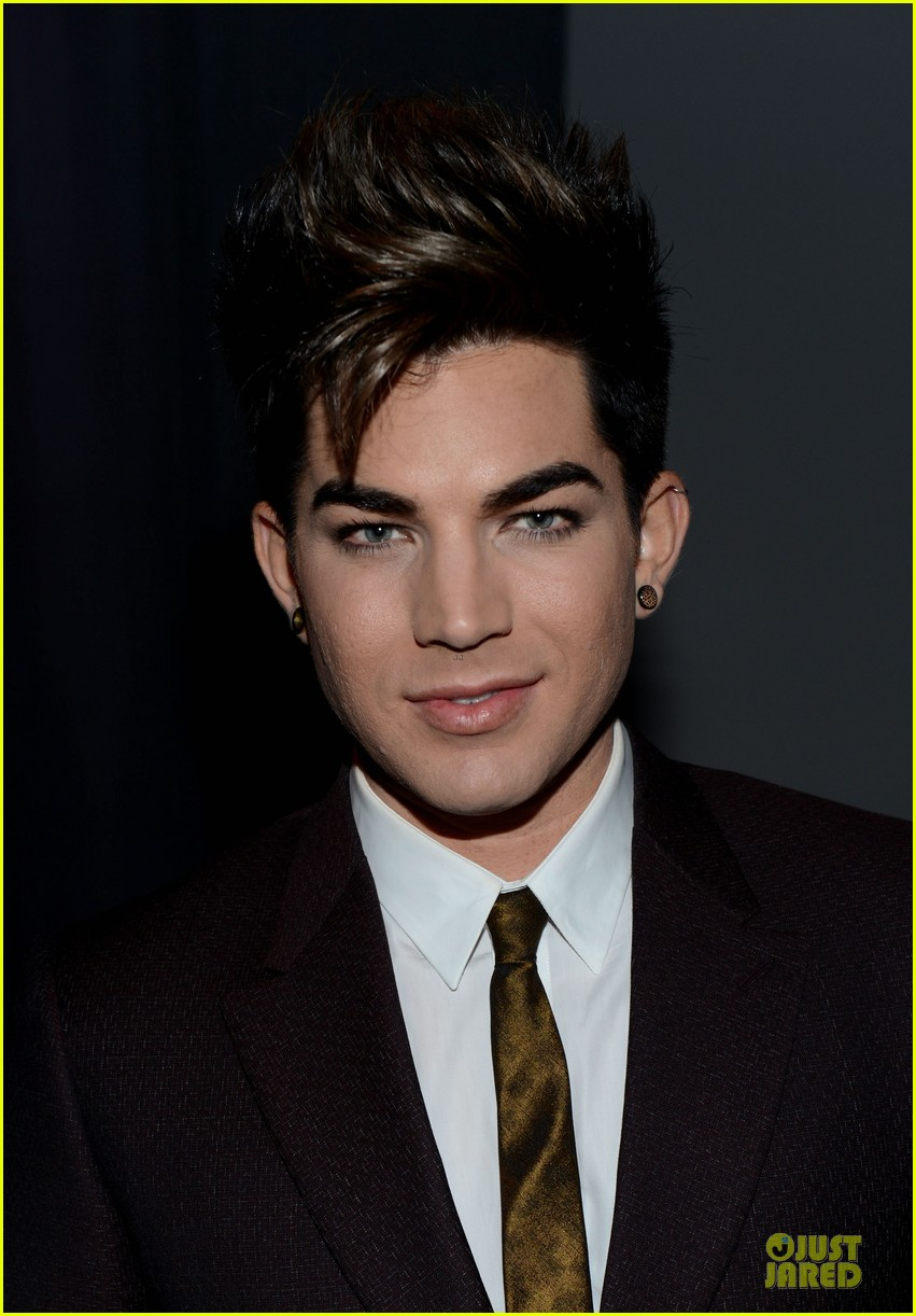 adam lambert step up on vine grand opening  062792886
