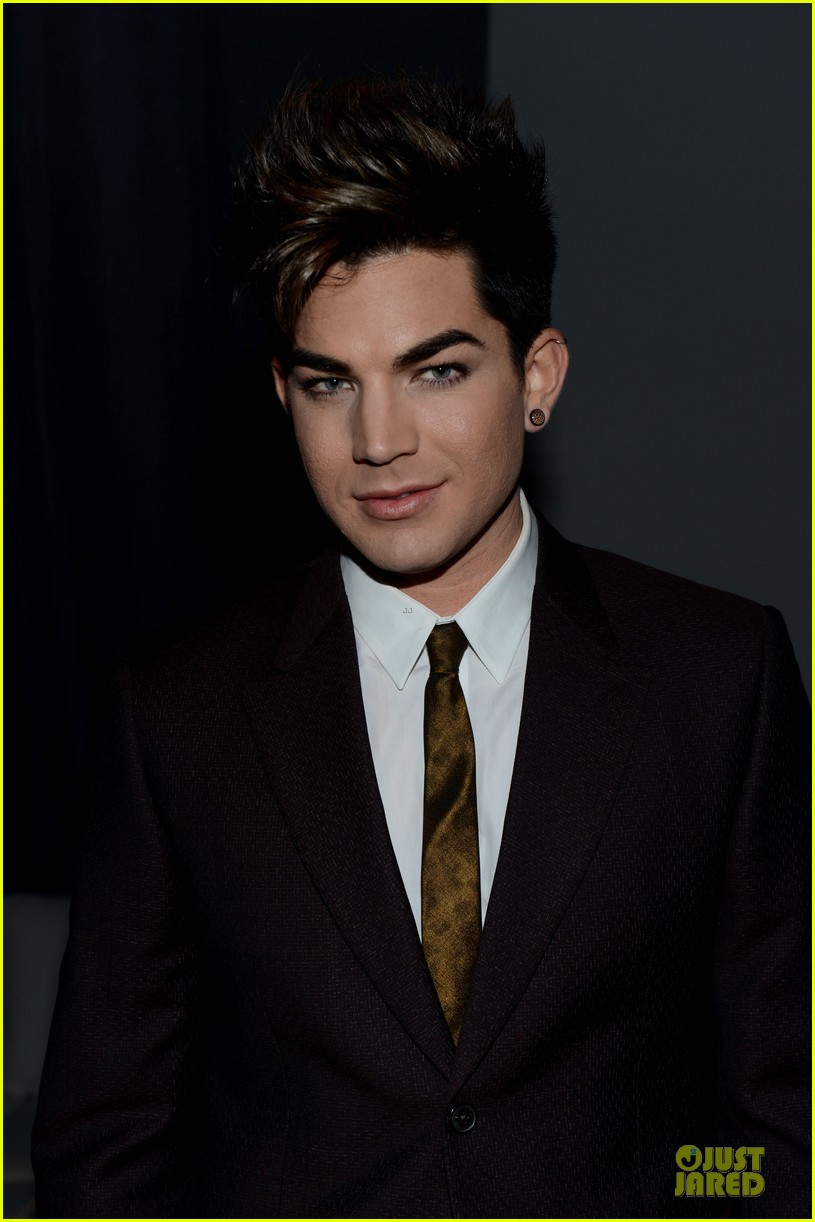 adam lambert step up on vine grand opening  082792888