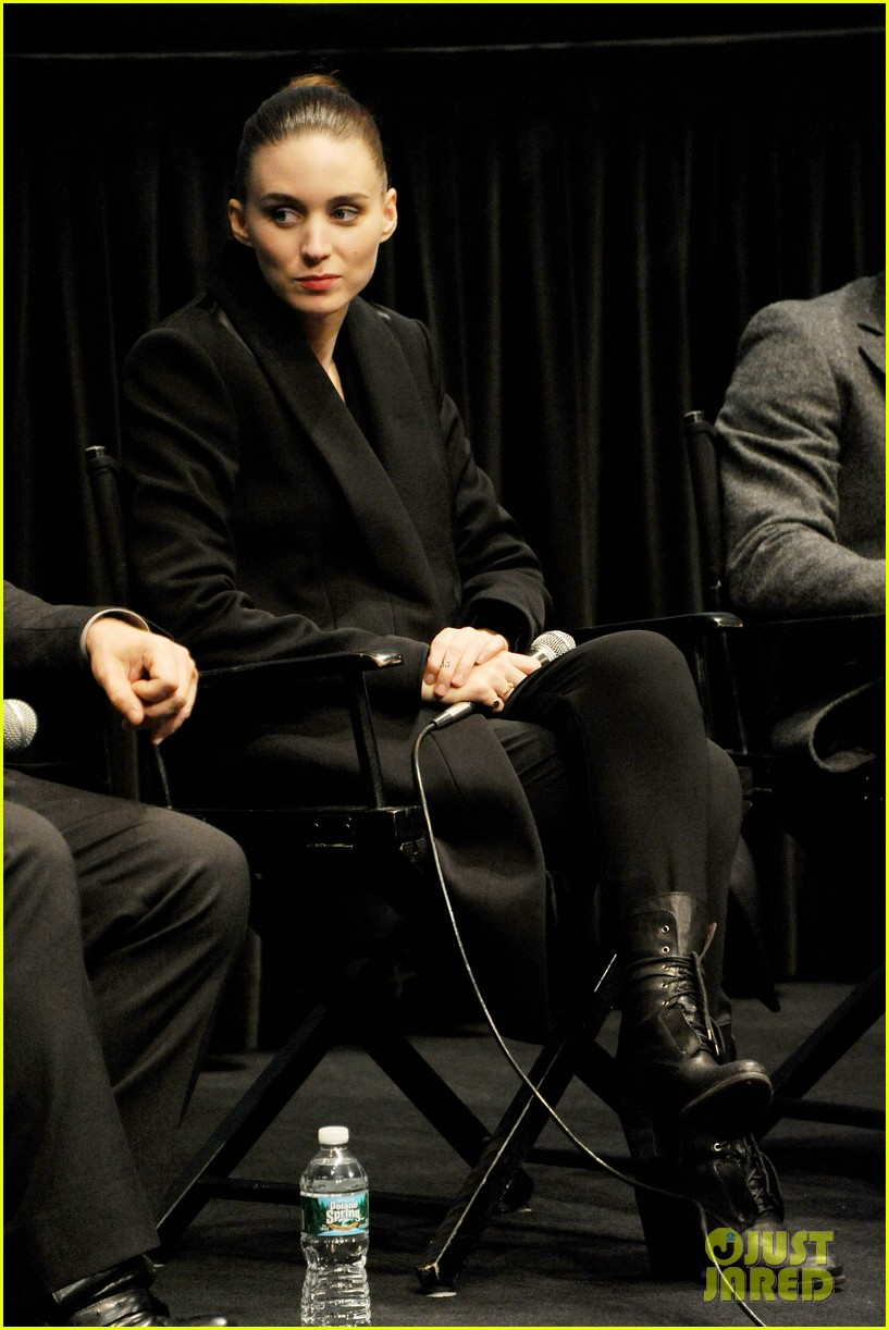 jude law rooney mara side effects special screening 012801765