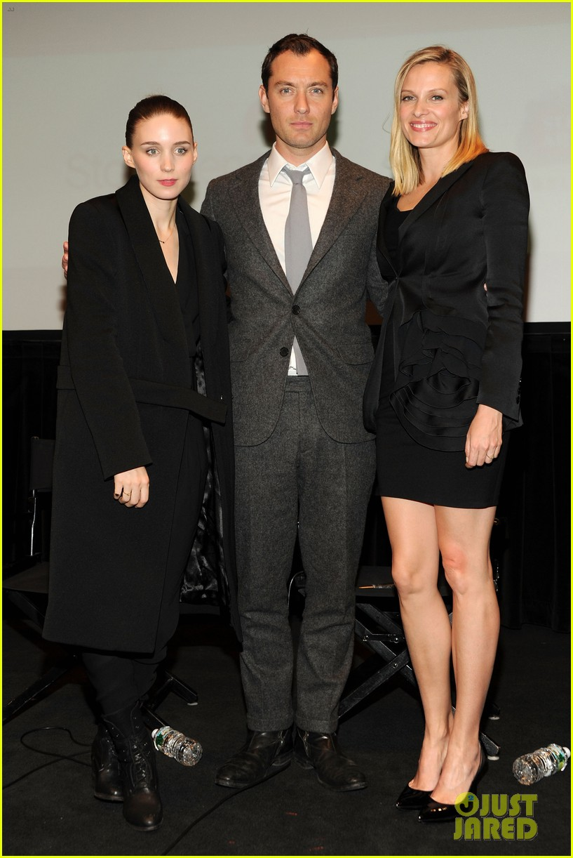 jude law rooney mara side effects special screening 122801776