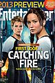 jennifer lawrence sam claflin finnick revealed on ew cover 01