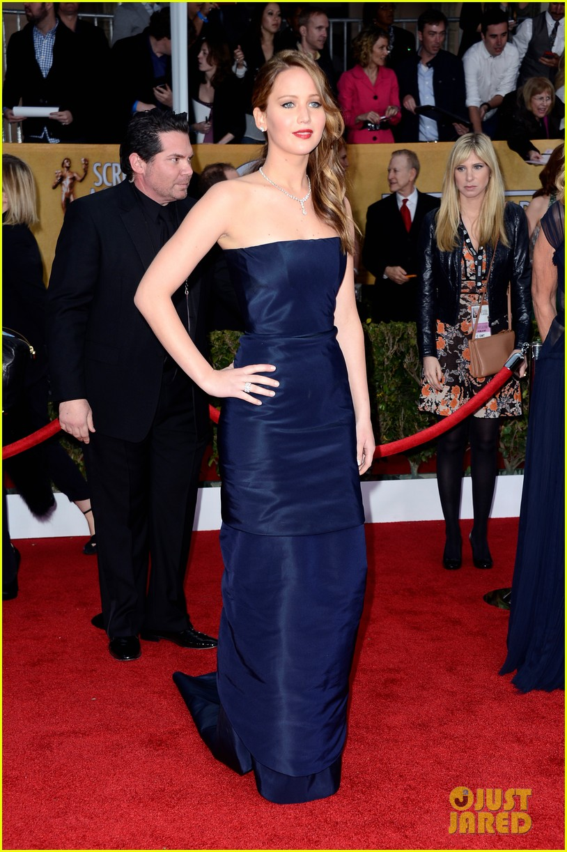 jennifer lawrence sag awards 2013 052799685