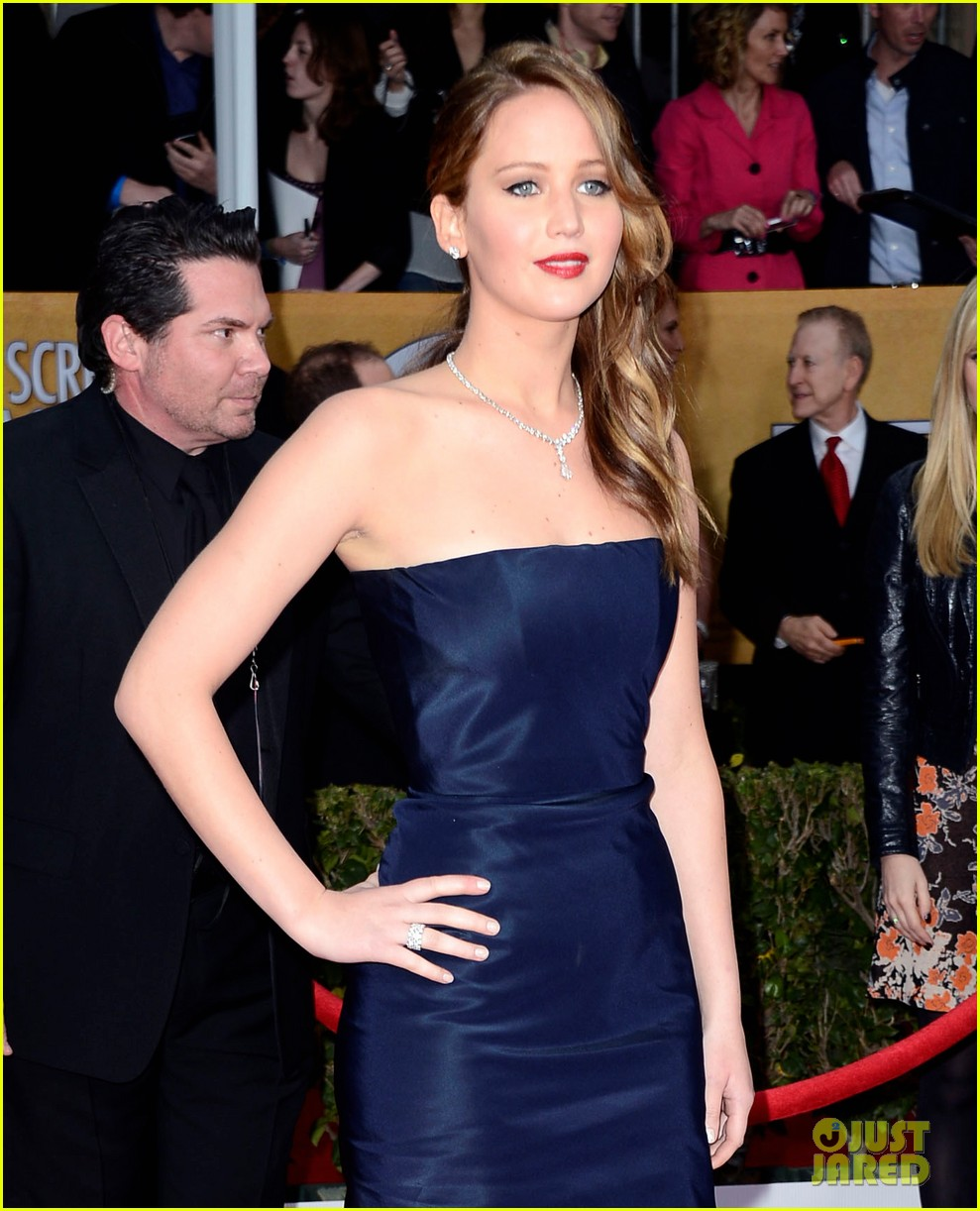 jennifer lawrence sag awards 2013 062799686