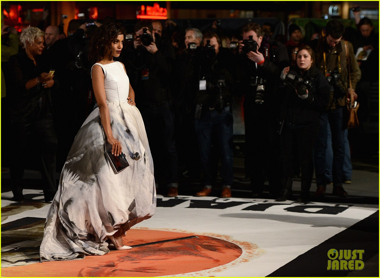 kerry washington jamie foxx django unchained uk premiere 152788529