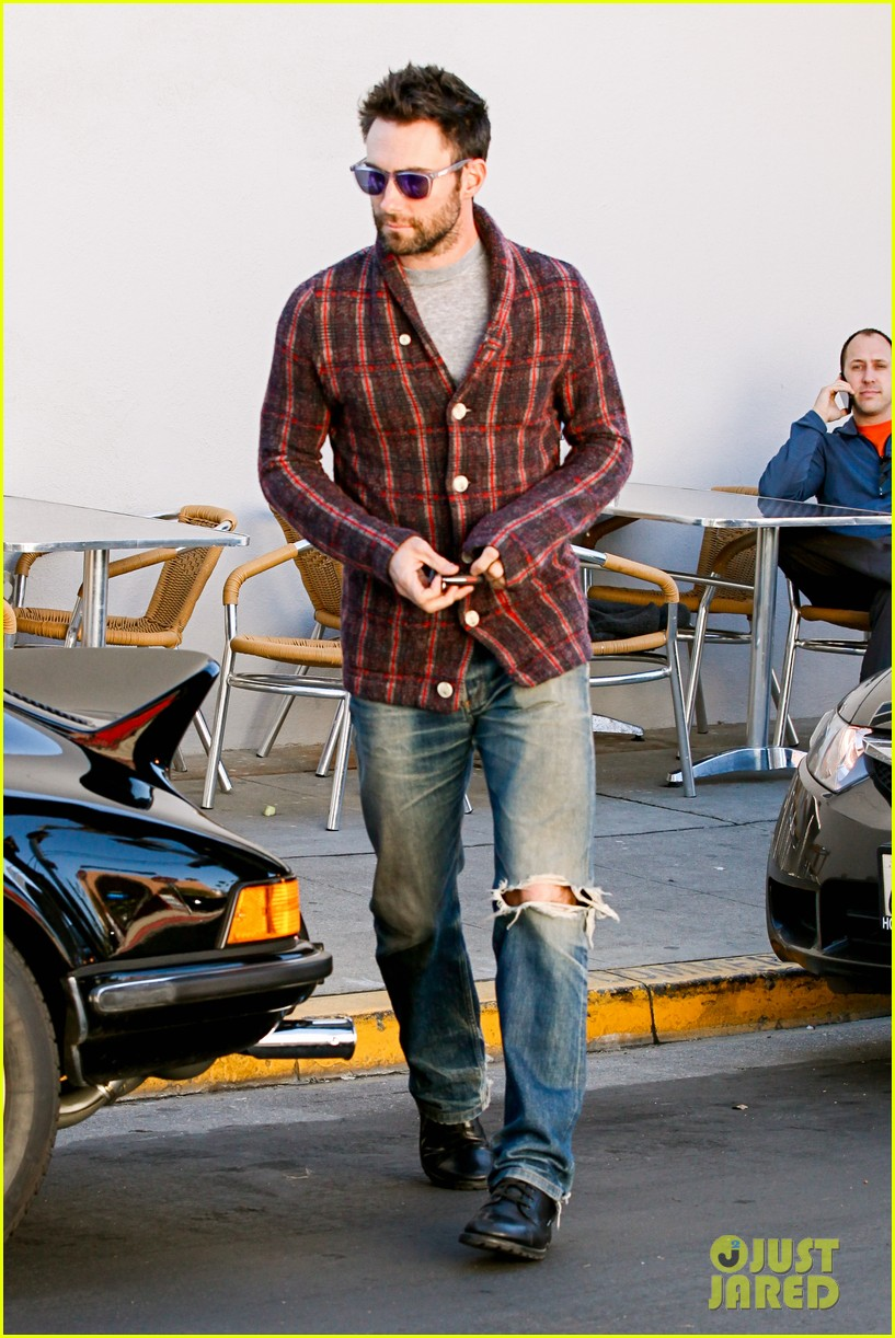 adam levine kmart clothing line in the works 012790618