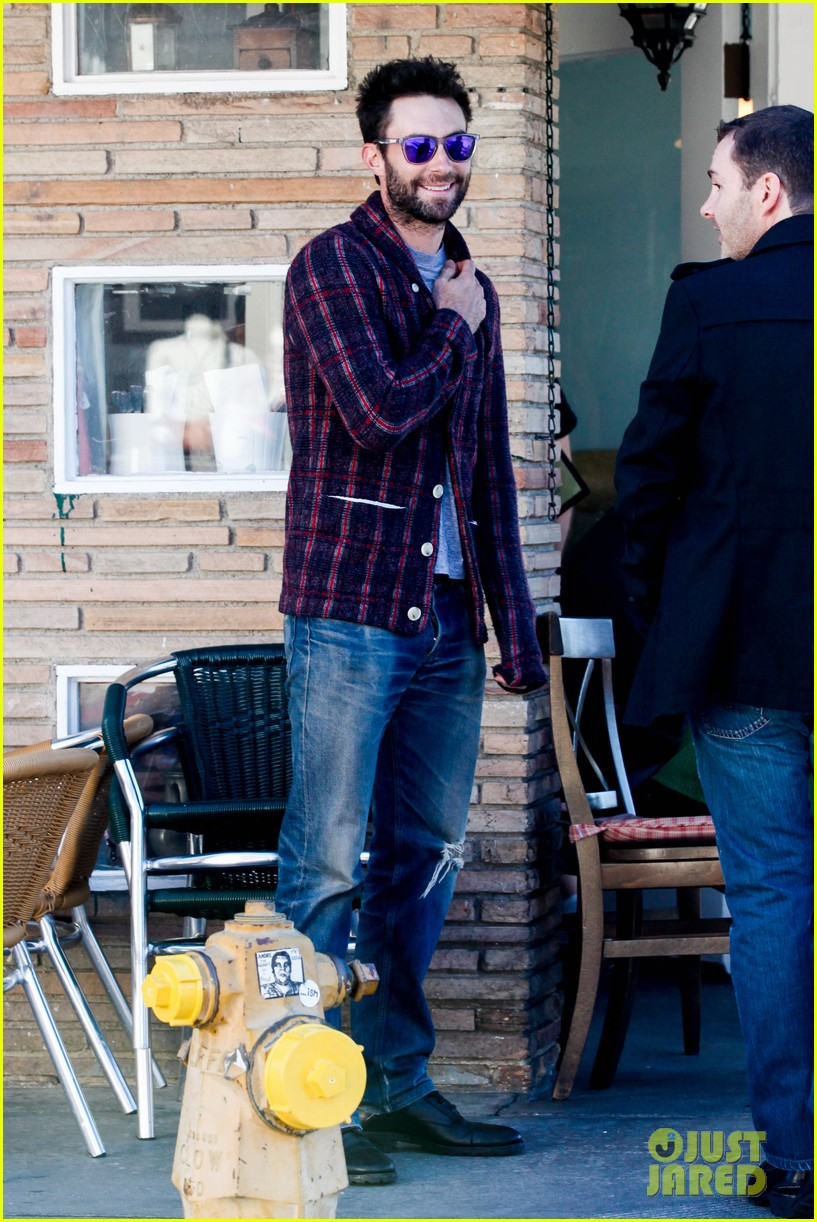 adam levine kmart clothing line in the works 052790622