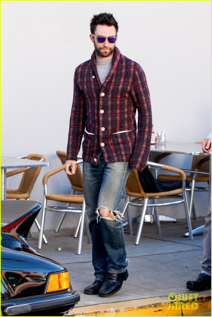 adam levine kmart clothing line in the works 072790624