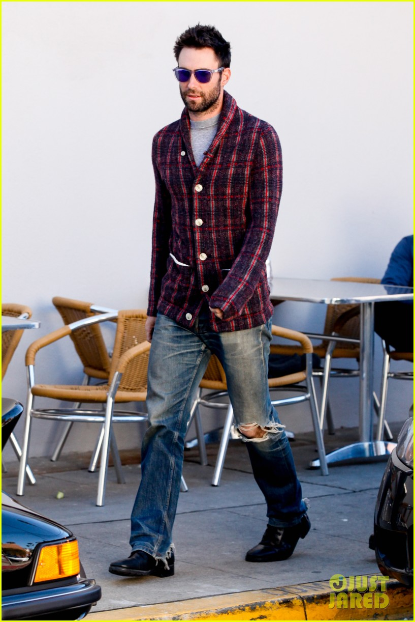 adam levine kmart clothing line in the works 08