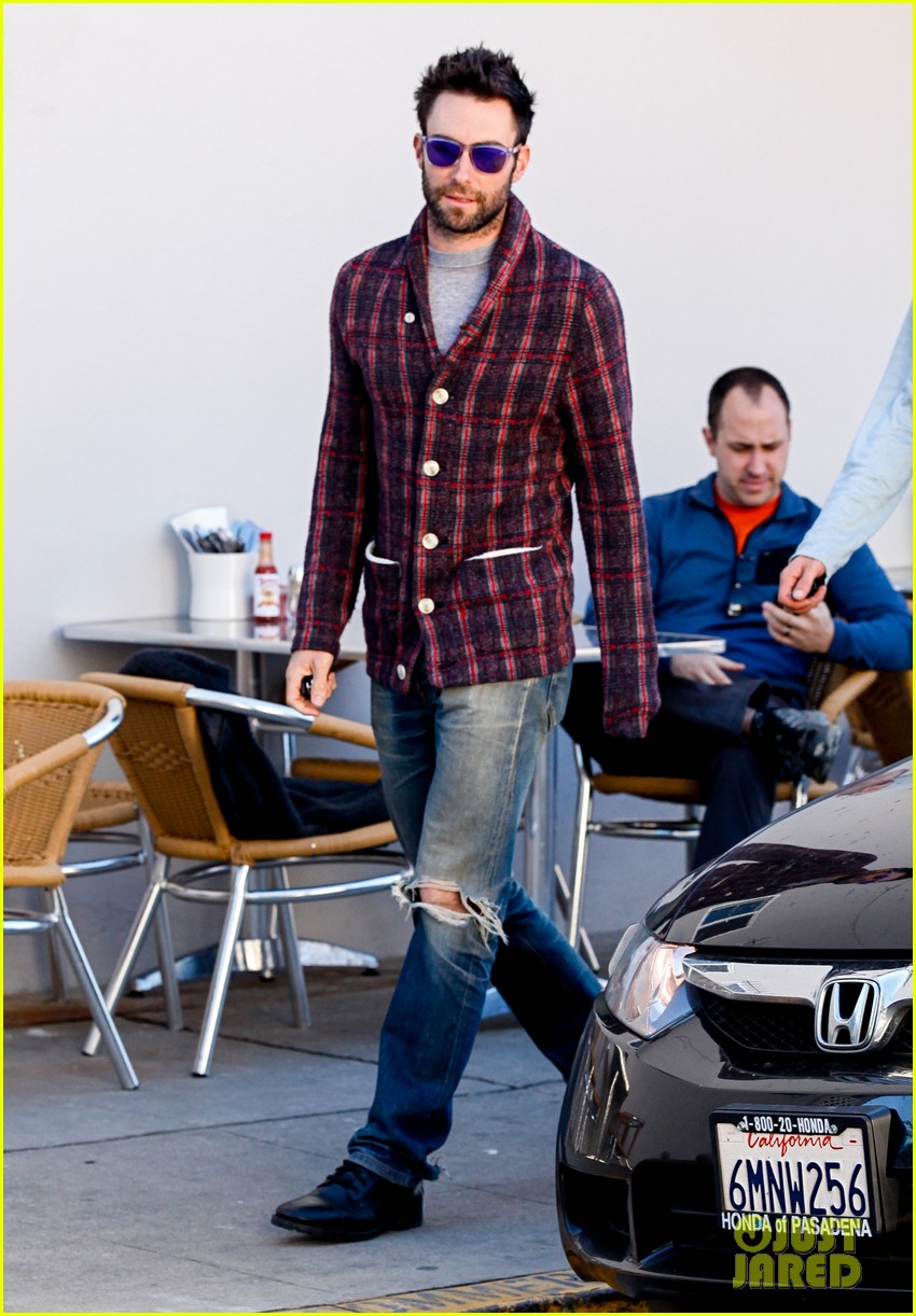adam levine kmart clothing line in the works 10
