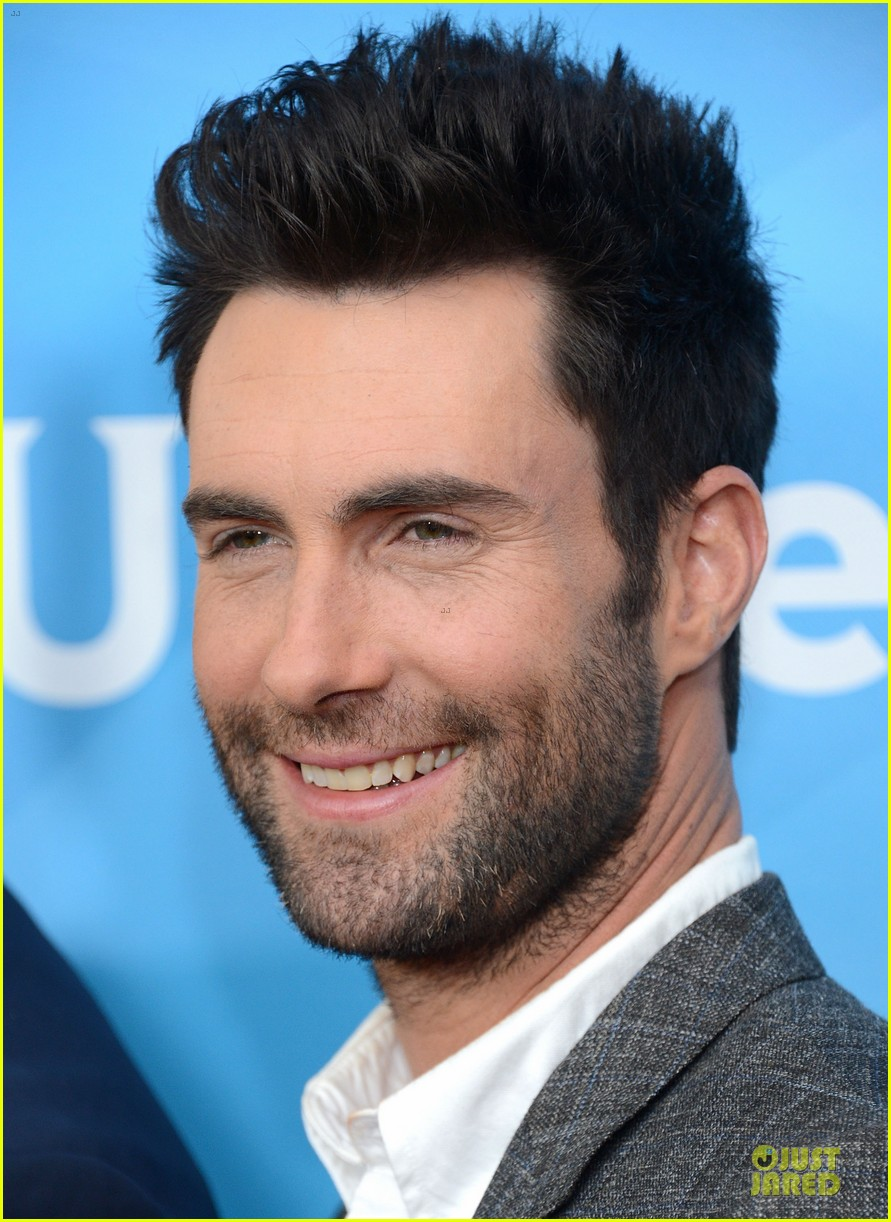 adam levine & blake shelton the voice tca press tour 042785927