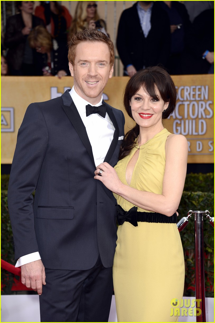 damian lewis rupert friend sag awards 2013 red carpet 062799988