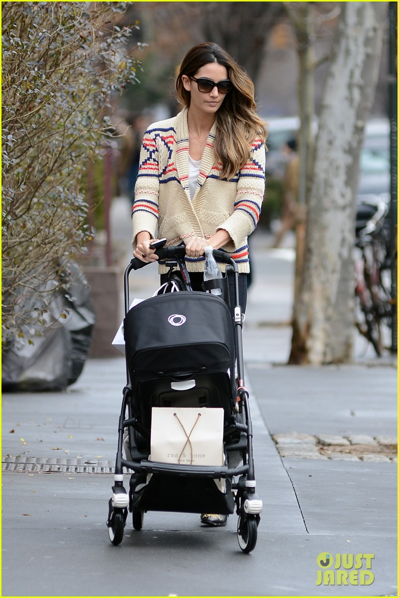 lily aldridge dixie followill new york city 07