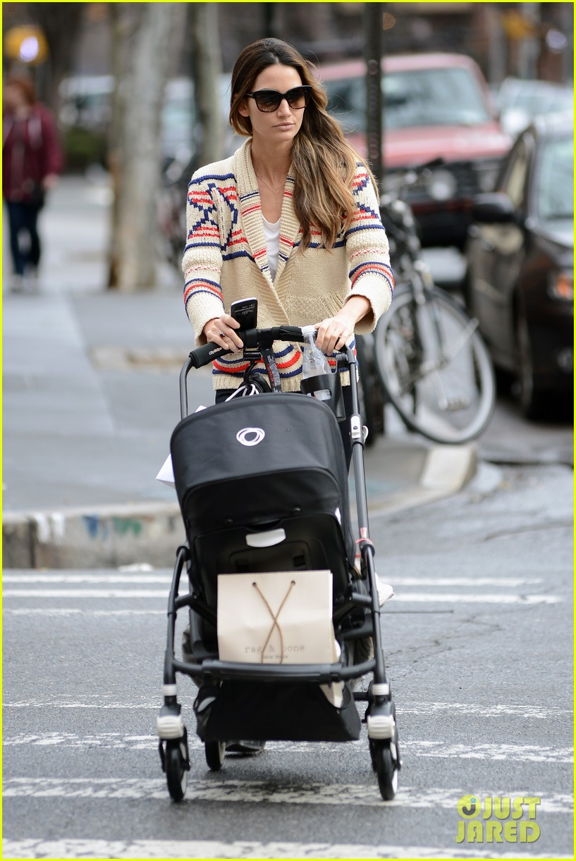 lily aldridge dixie followill new york city 082792238