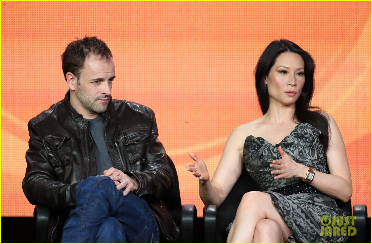 lucy liu theo james cbs tca panel 12