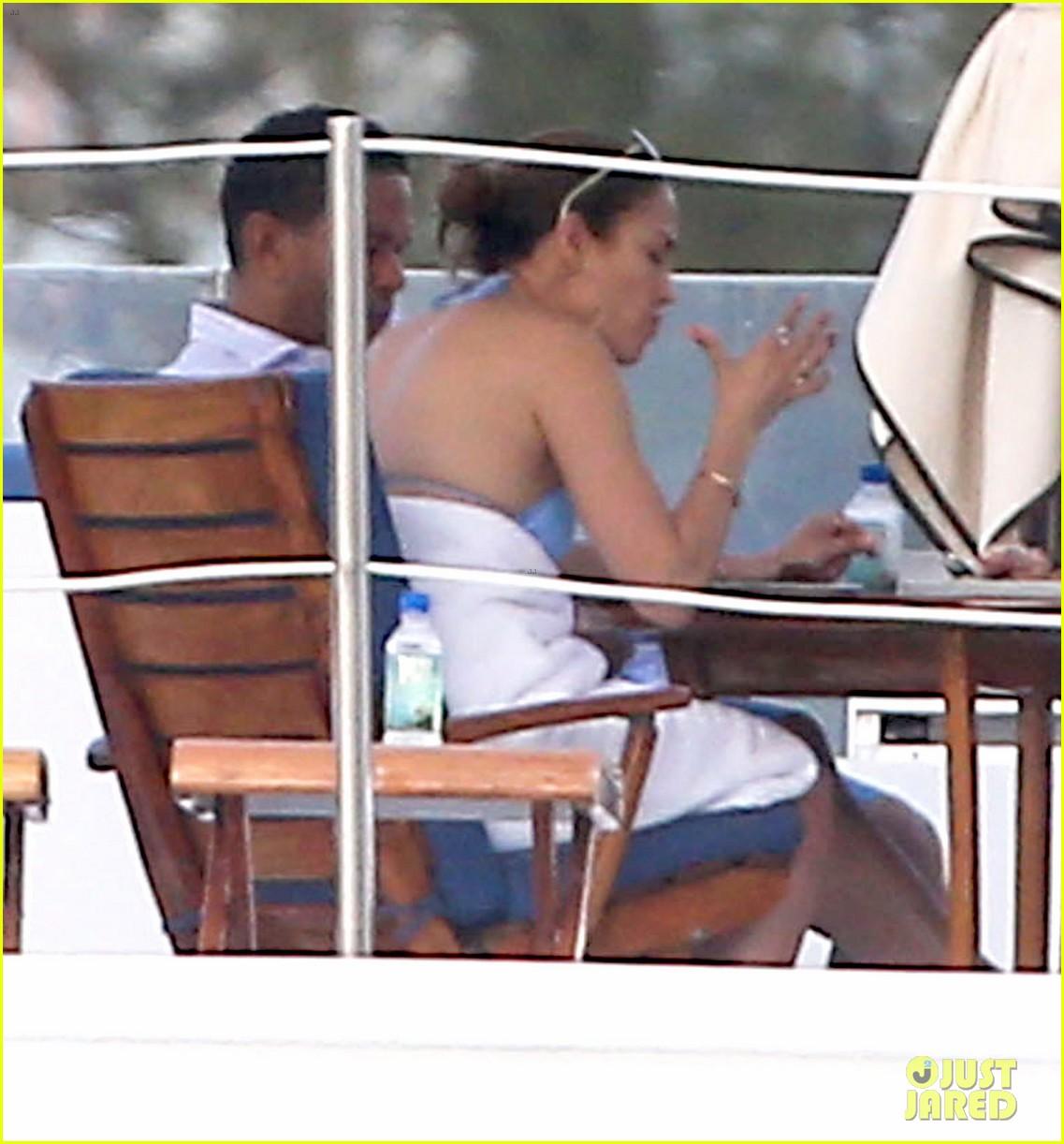 jennifer lopez blue bikini babe 172795619