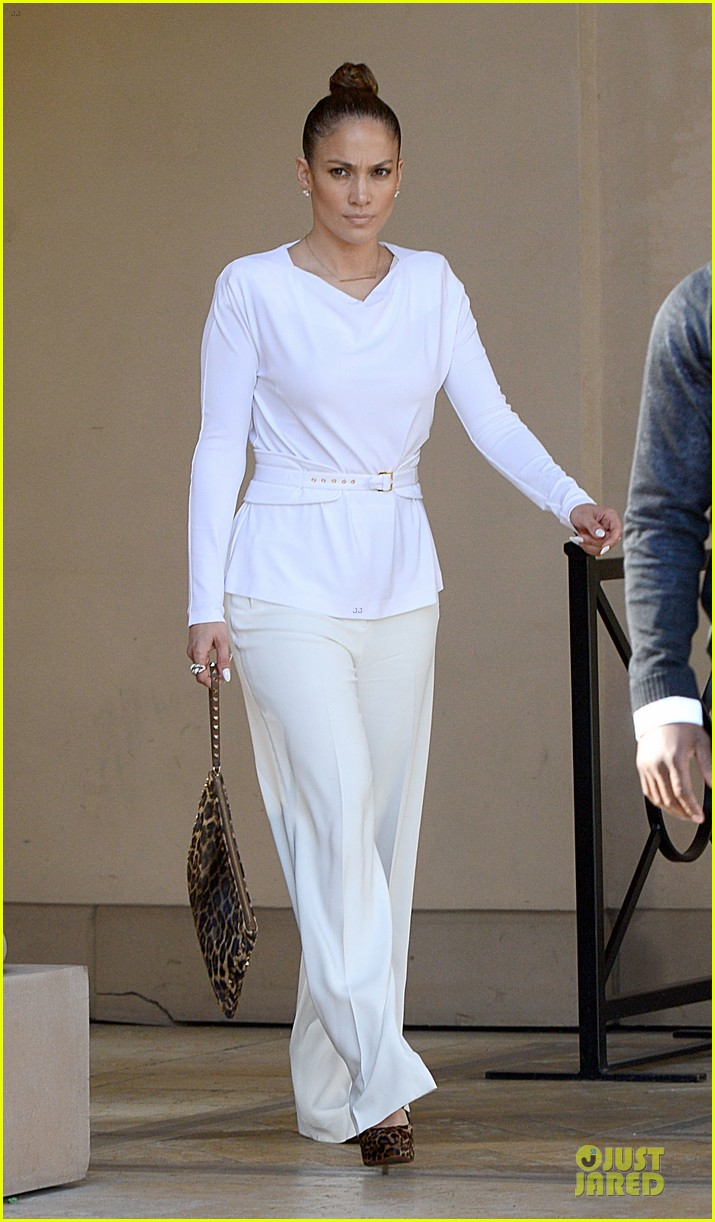 jennifer lopez bouchon lunch with benny medina 012801022