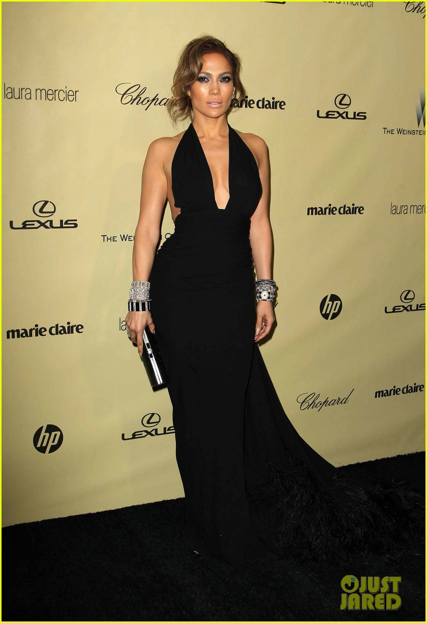 jennifer lopez casper smart golden globes parties 2013 172791601