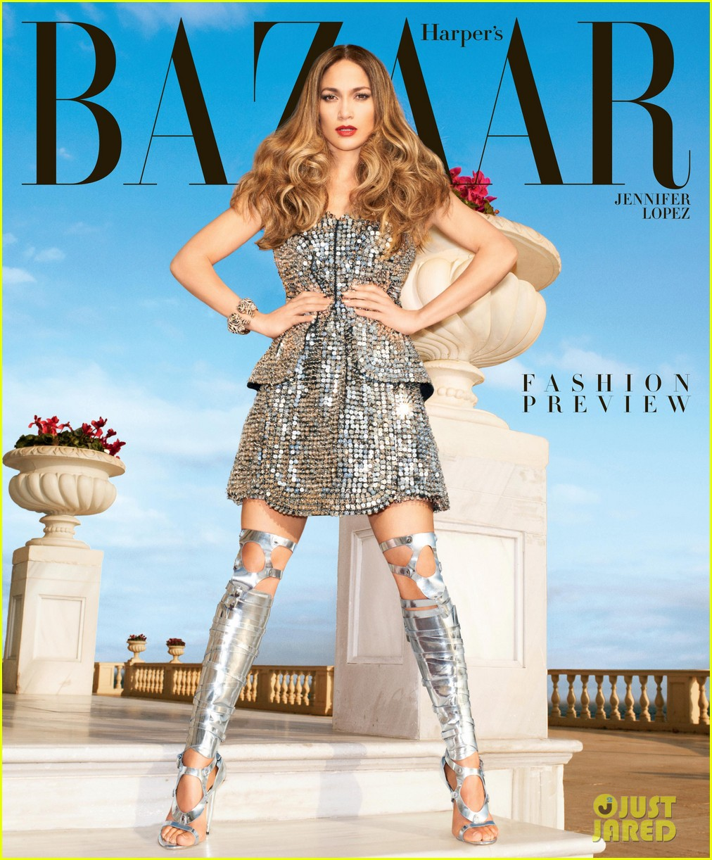 jennifer lopez covers harpers bazaar february 2013 012784272