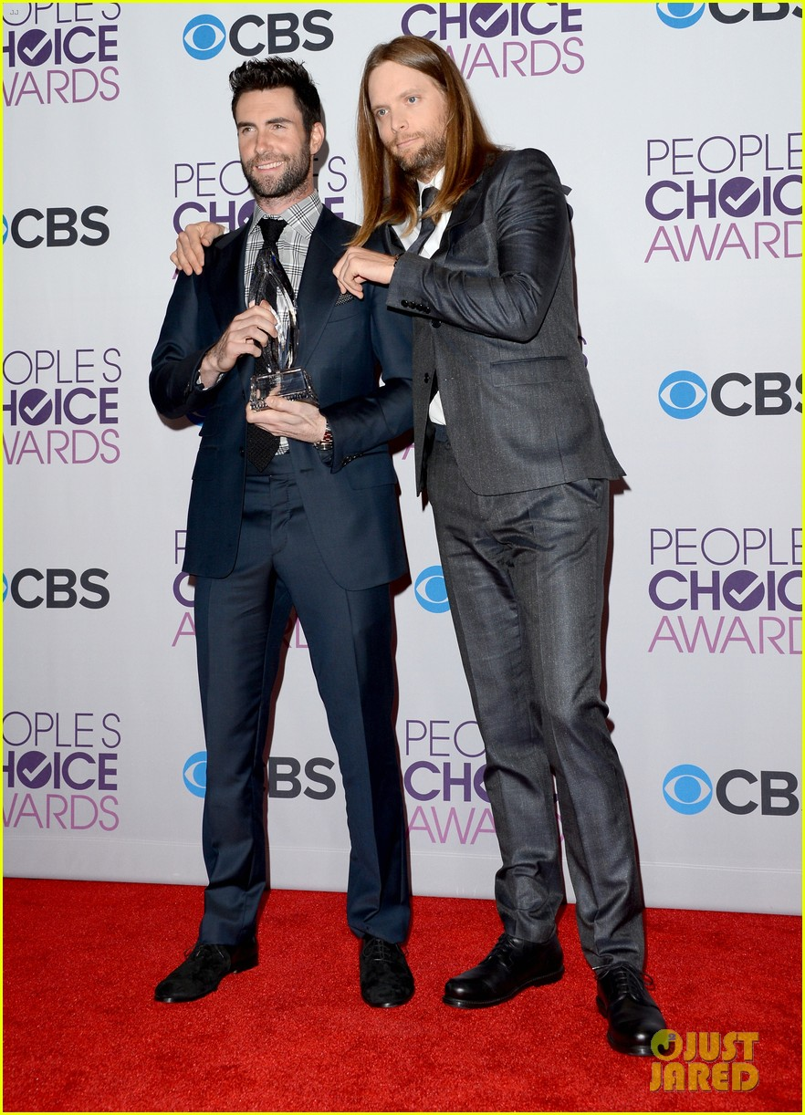 adam levine peoples choice 2013 012787889