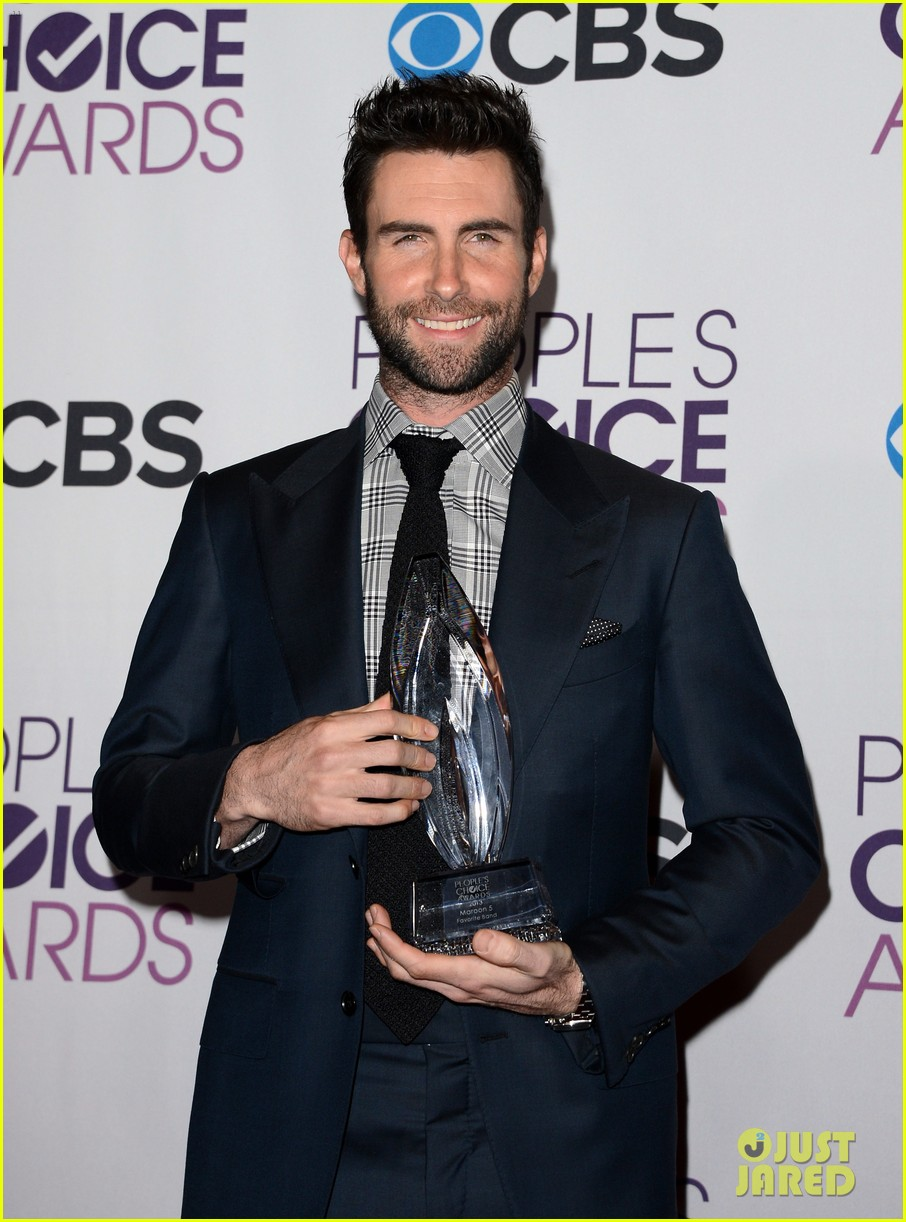 adam levine peoples choice 2013 02