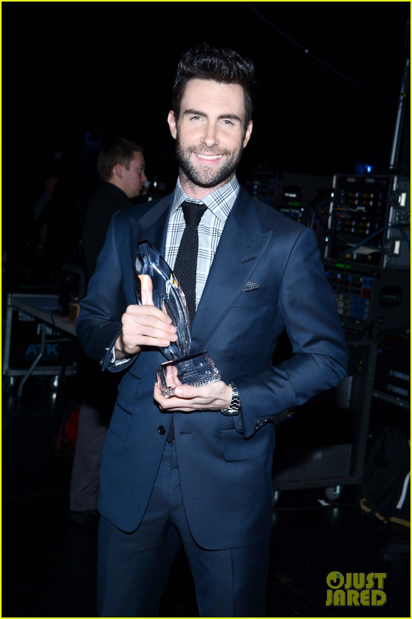 adam levine peoples choice 2013 09
