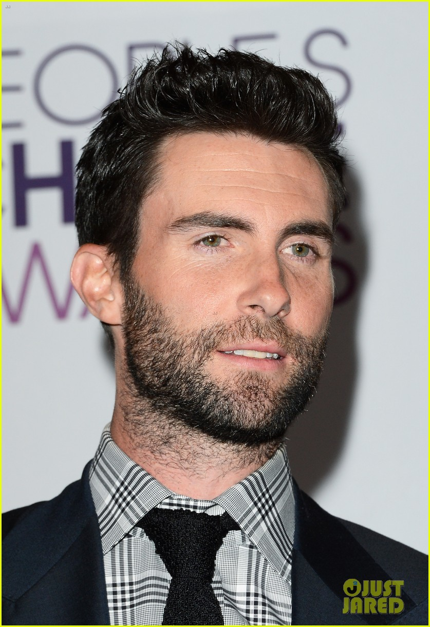 adam levine peoples choice 2013 122787900