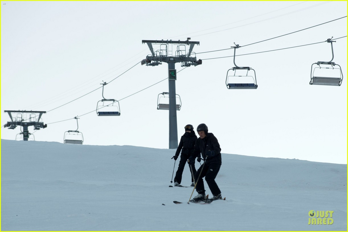 madonna & brahim zaibat winter sporting couple 072785244